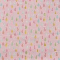 0653/北欧風しずくのピンク