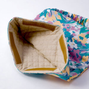 防災頭巾カバー座布団内側